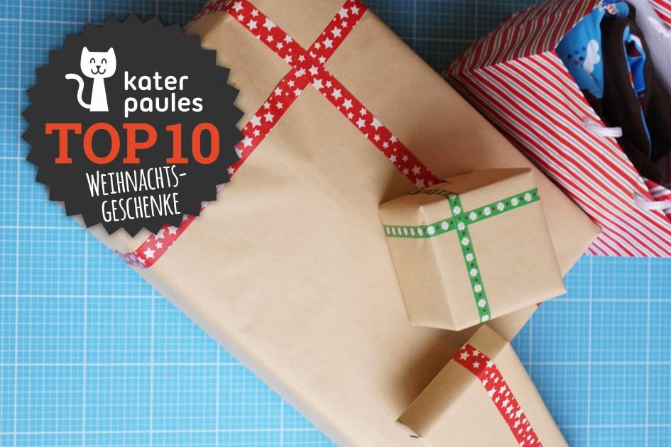 Top 10 Montag! Die schönsten Weihnachtsgeschenke zum selber nähen ...