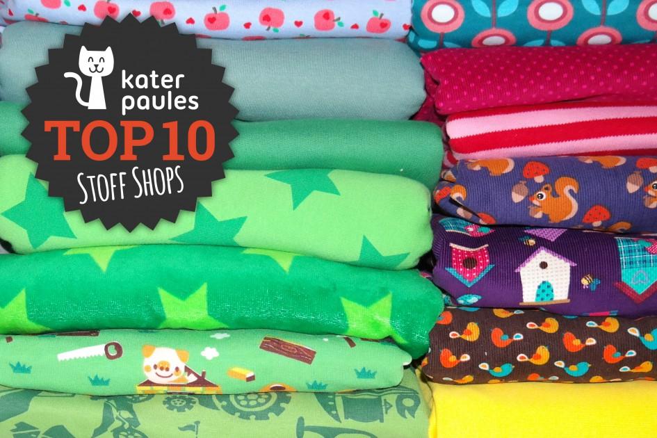 Top 10 Montag Die Schönsten Stoff Shops Kater Paule