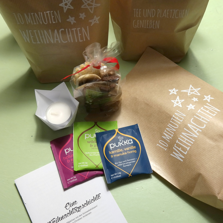 Kater Paule / 10 Minuten Weihnachten / Mitbringsel / Kleine Geschenke / Besinnlich Weihnacht / Plotten / Tischlaterne / Adventszeit / Advent