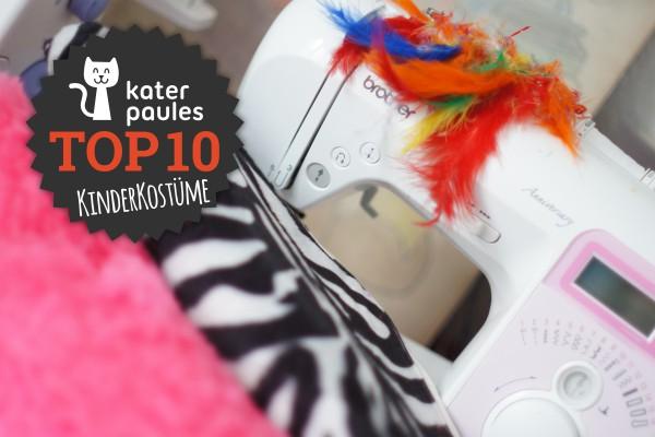 Kater Paule / Top 10 Montag / Fastnacht / Fasching / Faschingskostüm / Verkleidung / Kinderkostüme /